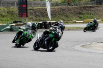 [2016]Ninja 250SL単独レースも開催! カワサキCS2グループサーキット走行会 レポート