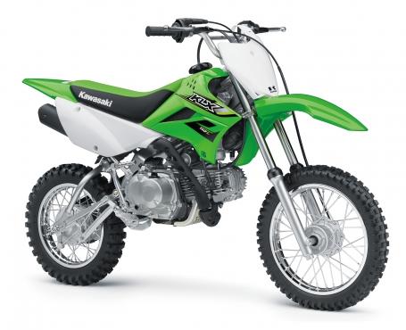 2017年モデル KLX110L