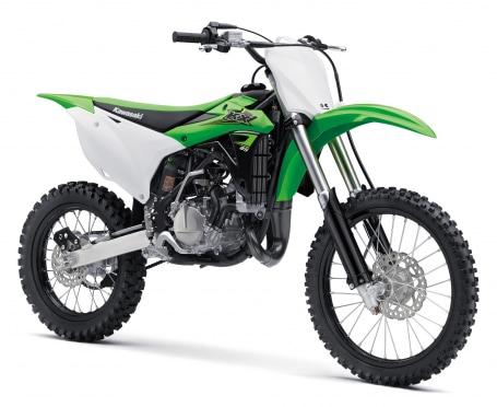 2017年モデル KX85-Ⅱ