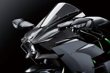 2017年モデル Ninja H2 Carbon (ZX1000Z)※アメリカ仕様