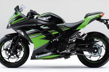 2017年モデル Ninja 250 ABS KRT Edition