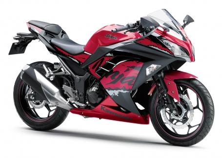 2017年モデル Ninja 250 ABS Special Edition