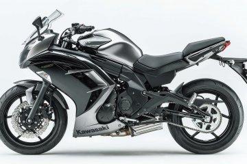 2017年モデル Ninja 400