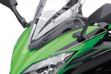 2017年モデル Ninja 650 ABS (EX650K)※欧州一般仕様