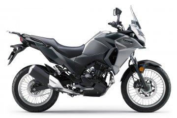 2017年モデル Versys-X 250 ABS (KLE250D)※欧州一般仕様