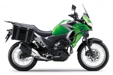 2017年モデル Versys-X 250 ABS (KLE250B)※インドネシア仕様