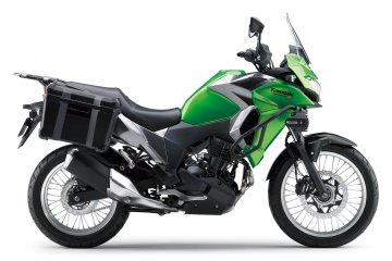 2017年モデル VERSYS-X 250 ABS TOURER