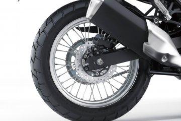 2017年モデル VERSYS-X 250 ABS TOURER メカカット