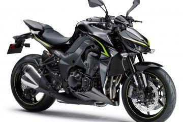 2017年モデル Z1000 ABS R Edition (ZR1000J)※欧州一般仕様