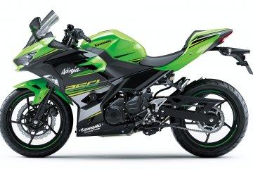 2018年モデル Ninja 250 ※インドネシア仕様