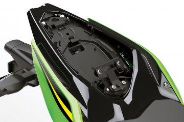 2018年モデル Ninja 250 フィーチャーカット