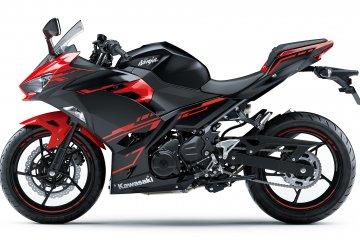 2018年モデル Ninja 250