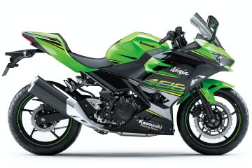 2018年モデル Ninja 400 ※インドネシア仕様