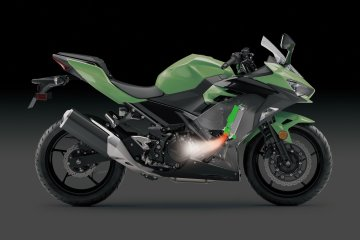2018年モデル Ninja 400 フィーチャーカット