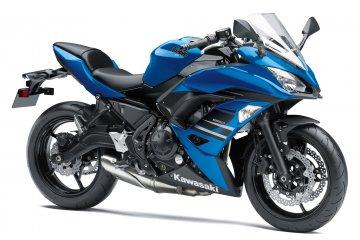 2018年モデル Ninja 650