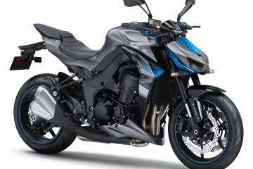 2018年モデル Z1000 (ZR1000H)※欧州一般仕様