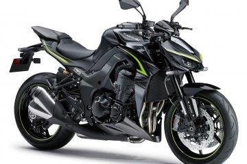 2018年モデル Z1000 R Edition (ZR1000J)※欧州一般仕様