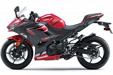 2019年モデル Ninja 400