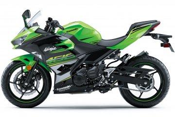 2019年モデル Ninja 400 KRT Edition