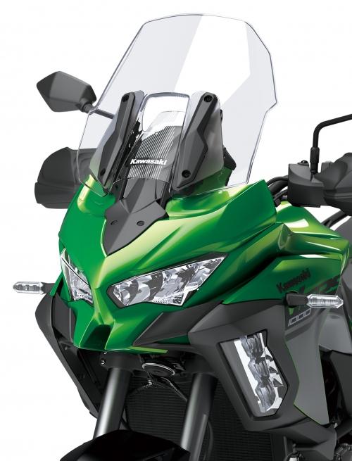 2019年モデル Versys 1000 SE