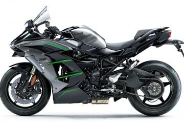 2020年モデル Ninja H2 SX SE