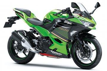 2020年モデル Ninja 250 KRT EDITION
