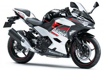 2020年モデル Ninja 400