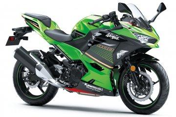2020年モデル Ninja 400 KRT EDITION