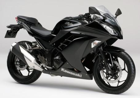 2014年モデル Ninja 250