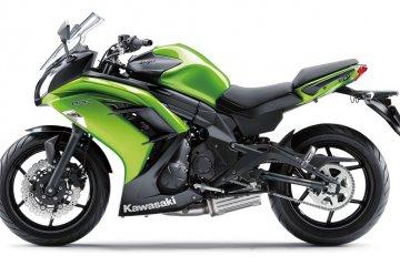 2013年モデル Ninja 650 (EX650EDF)※インドネシア仕様