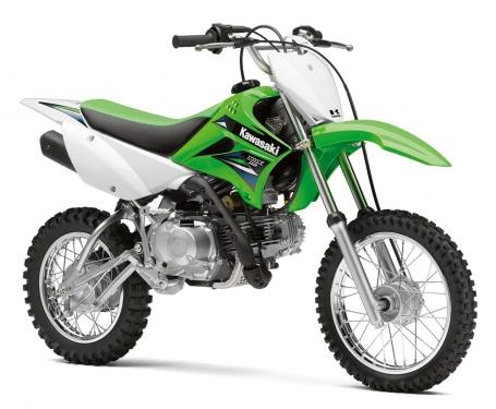 2014年モデル KLX110L