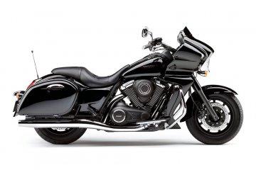2011年モデル VN1700 Voyager Custom ABS (VN1700KBF)※欧州一般仕様