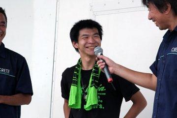2010年8月29日  ニンジャ250Rオーナーズミーティング