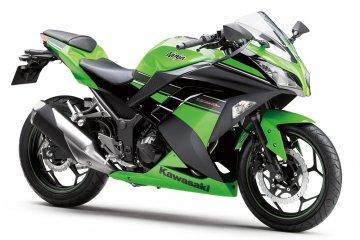 2013年モデル Ninja 250 Special Edition