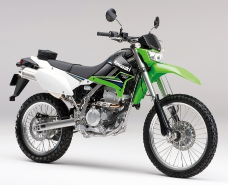 2014年モデル KLX250
