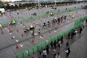 東京モーターサイクルショー 2012