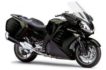 2011年モデル 1400GTR (ZG1400CBF)※欧州一般仕様