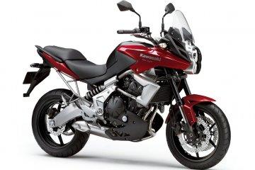 2011年モデル Versys (KLE650CBF)※欧州一般仕様
