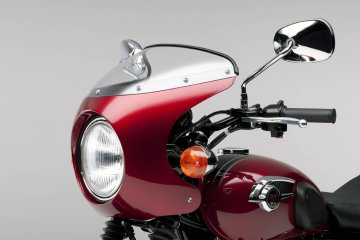 W800 Cafe Style カウルキット