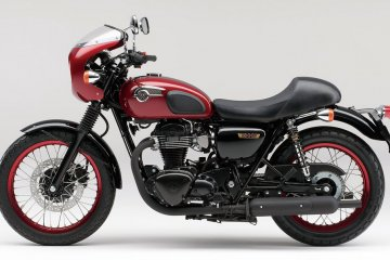 2012年モデル W800 Special Edition(Cafe Style)