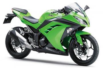 2014年モデル Ninja 250 (EX250LDF)※輸出用