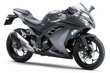 2014年モデル Ninja 250 (EX250LEF)※輸出用