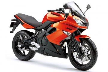 2011年モデル Ninja 650R (EX650CBF)※東南アジア一般仕様