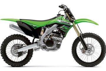 2012年モデル KX250F