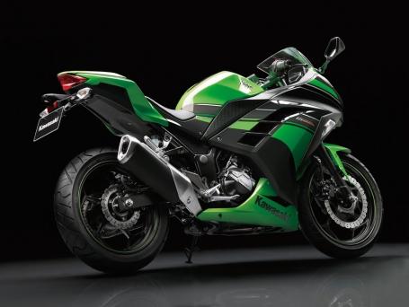 2013年モデル Ninja 250 ABS Special Edition インドネシア仕様(EX250M)フィーチャーカット