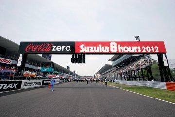 """2012年 """"コカ・コーラ ゼロ""""鈴鹿8時間耐久ロードレース 第35回大会"""