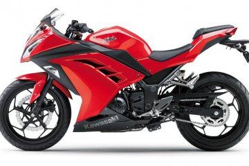 2013年モデル Ninja 250 (EX250LDF)※インドネシア仕様