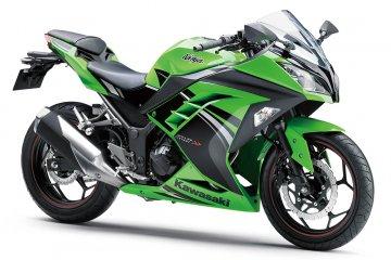 2014年モデル Ninja 250 Special Edition (EX250LEFA)※輸出用