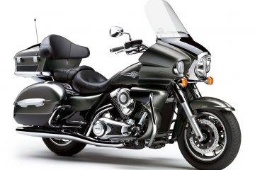 2011年モデル VN1700 Voyager (VN1700BBF)※欧州一般仕様