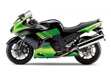 2011年モデル ZZR1400 ABS (ZX1400DBF)※欧州一般仕様